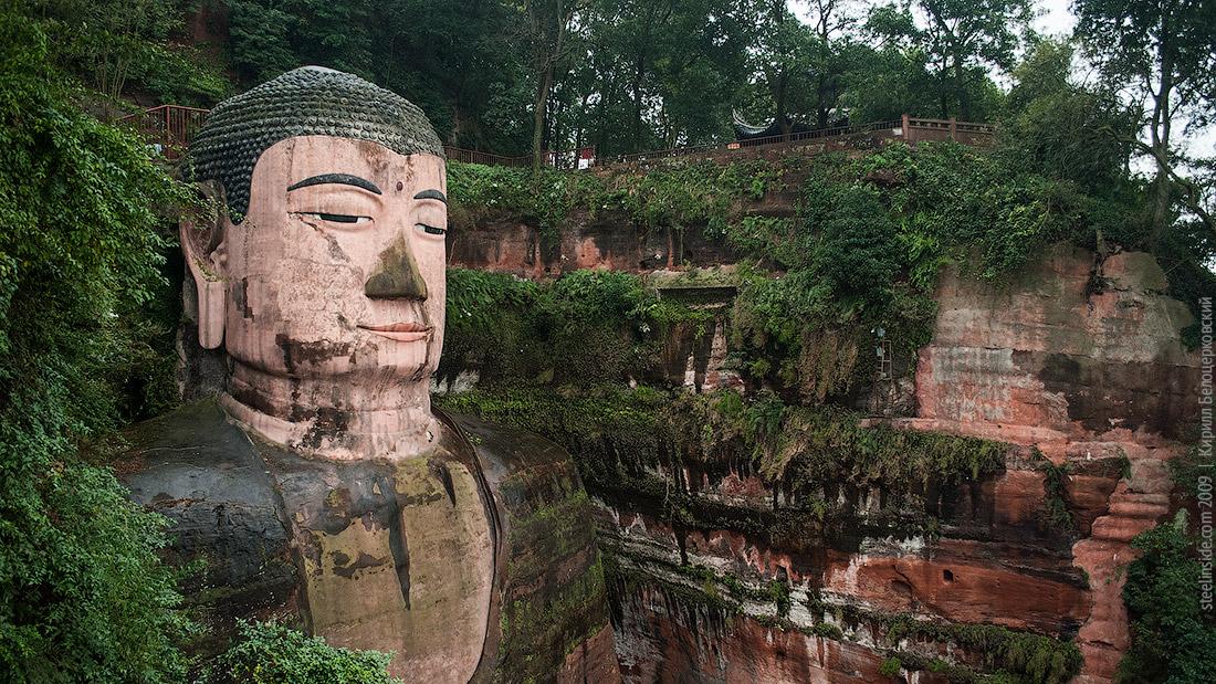Большой Будда в Лешане