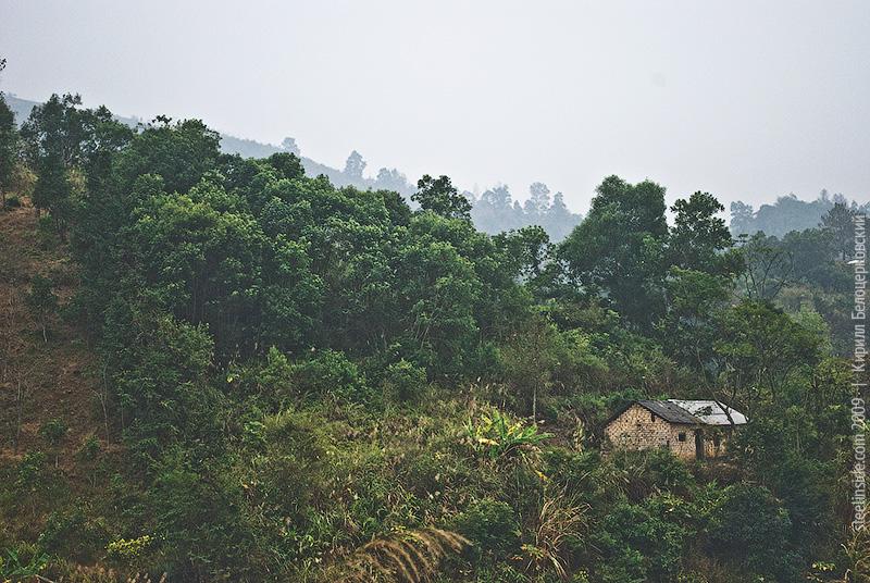 В километре от границы Вьетнама с Киаем