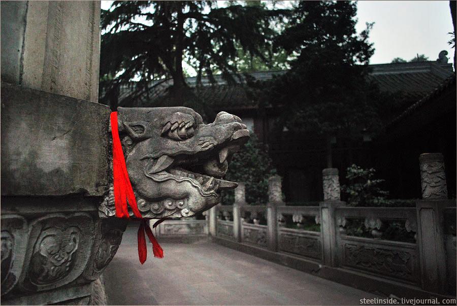 Зверушка из храма Веншу