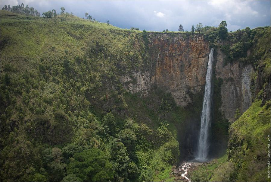 Водопад Сиписо-Писо