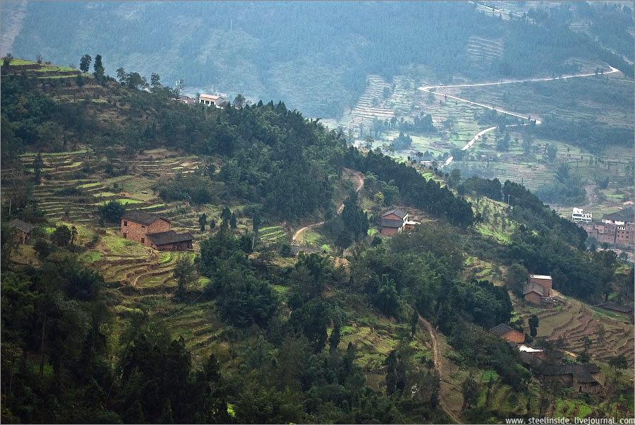 Огороды в Юннани