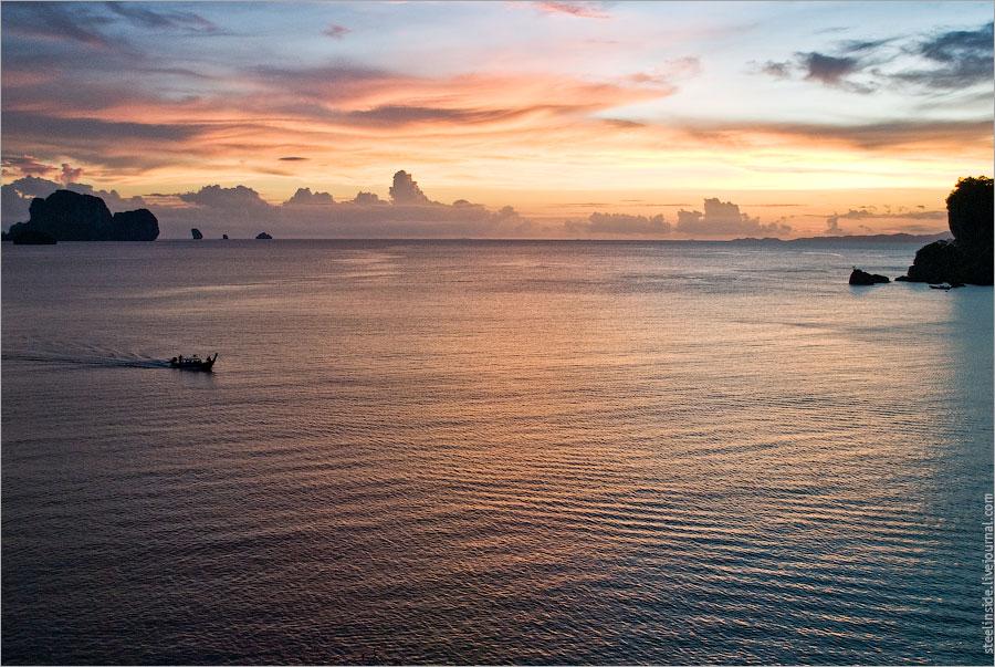 Андаманское море. Тонсаи.