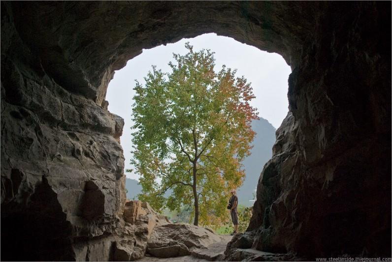 Антон Паршин в секторе Twin Gate Mountain