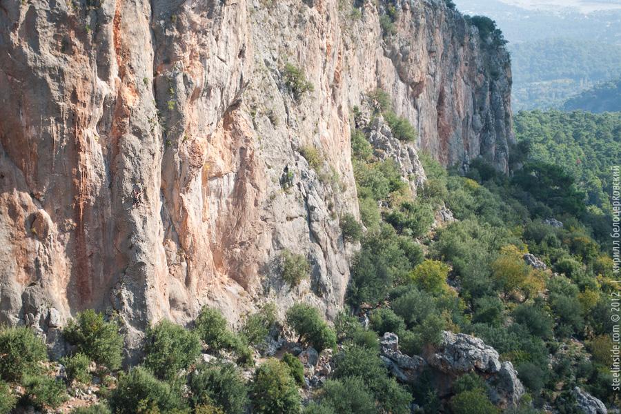 Геикбаири, вид на сектор Анатолия