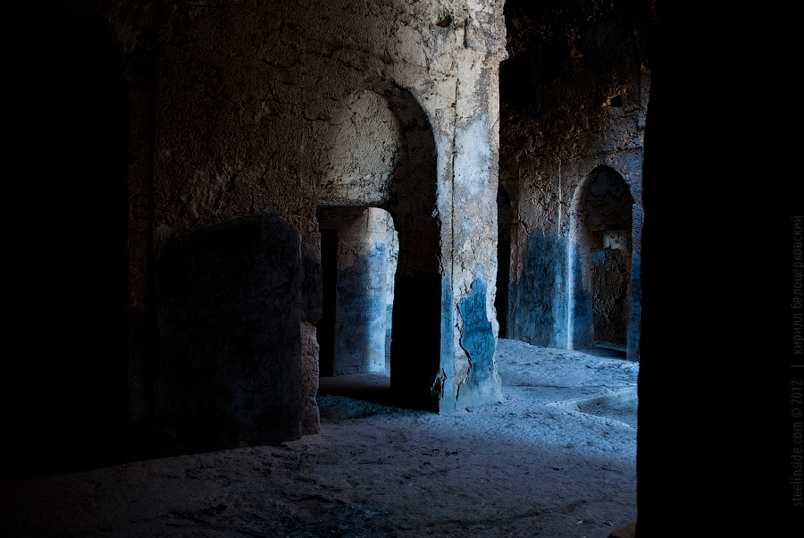 Зороастрийский храм в Дарабе