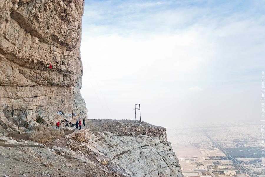 Скалолазание в Иране, Соафе.