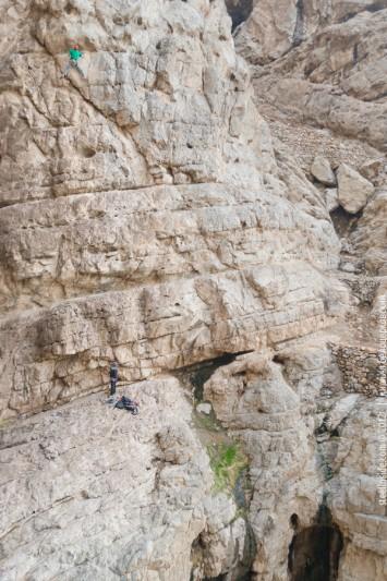 Скалы в Иране