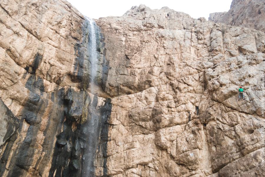 Скалы в Исфахане