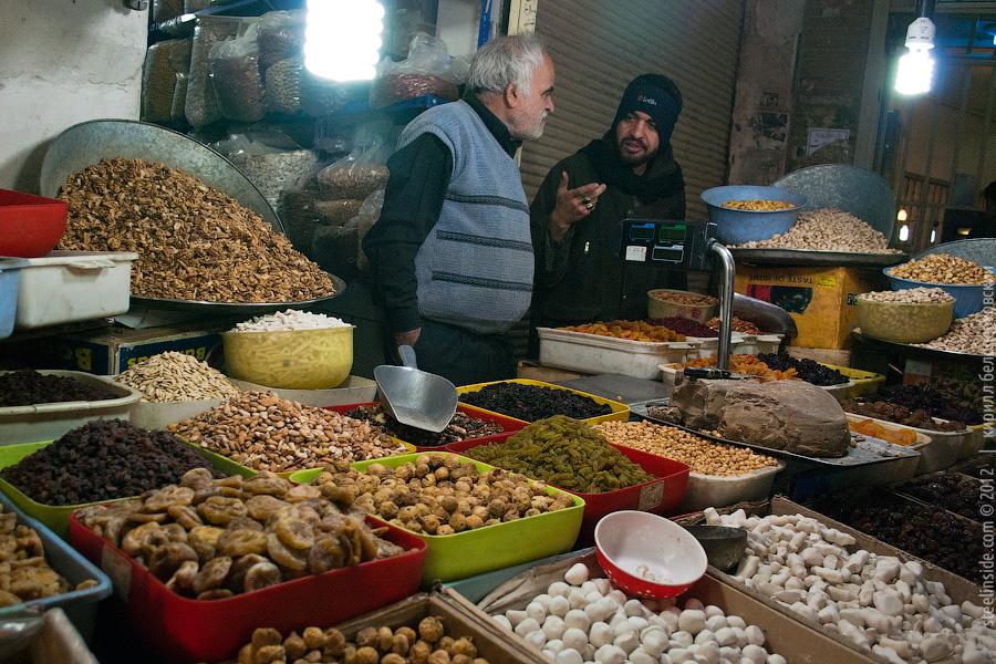 Базар в Исфахане