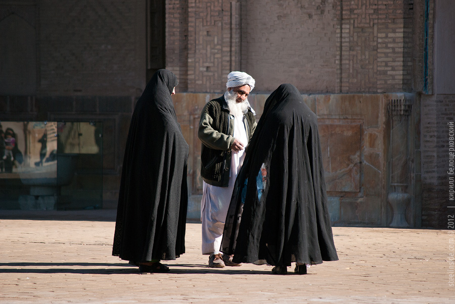 Масжид Джаме, Исфахан
