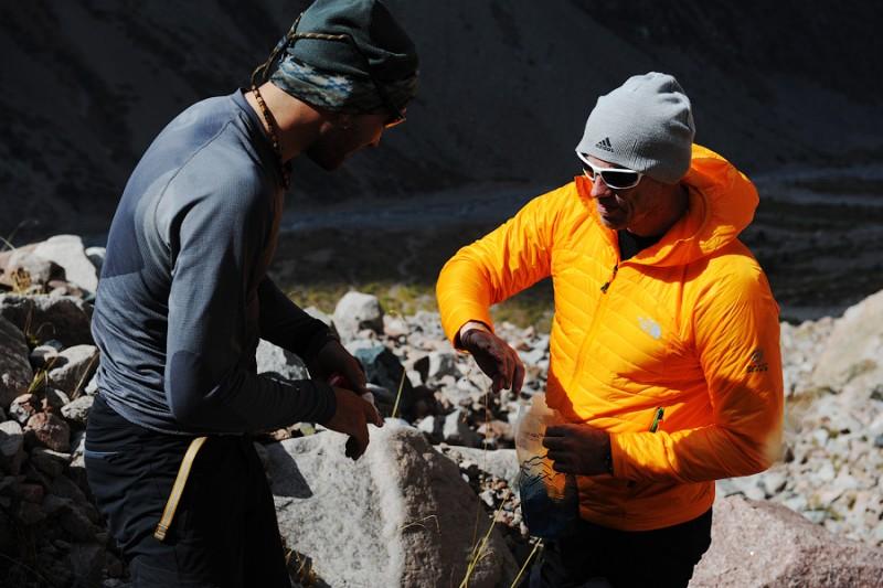 Первая помощь в горах