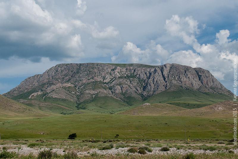 Гора Каратас
