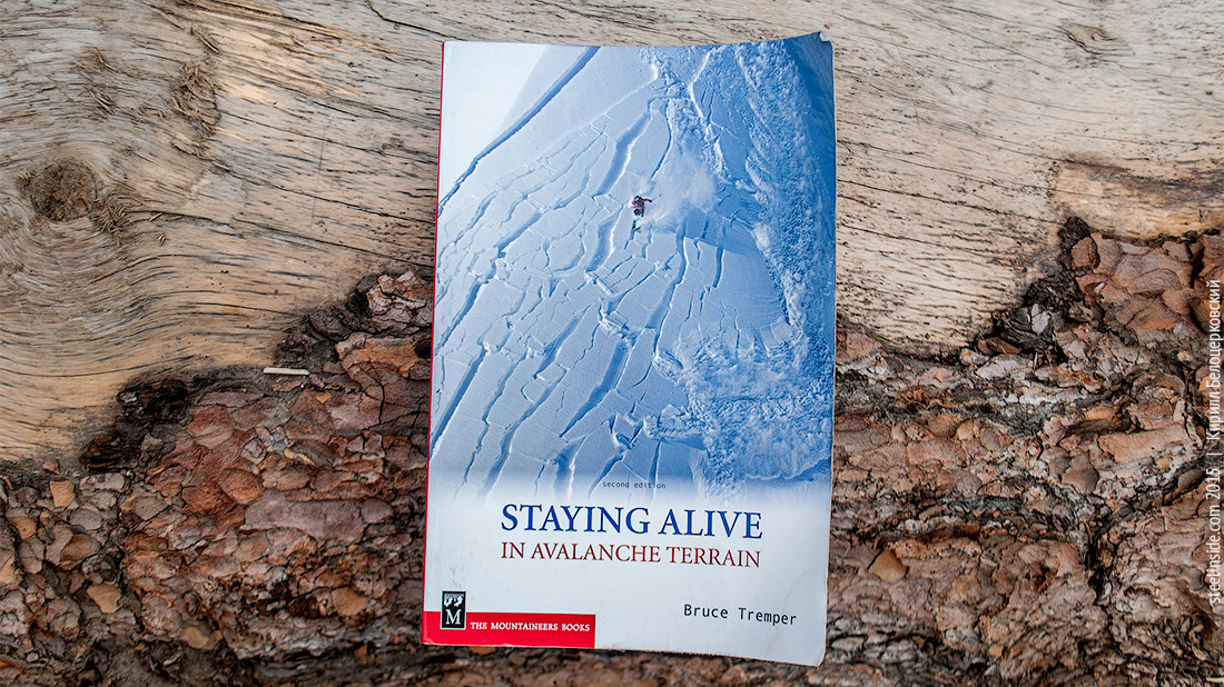 Книга Staying Alive in Avalanche Terrain