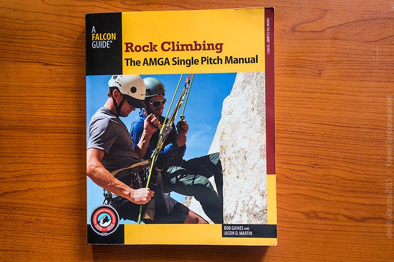 Книга The AMGA Single Pitch Manual