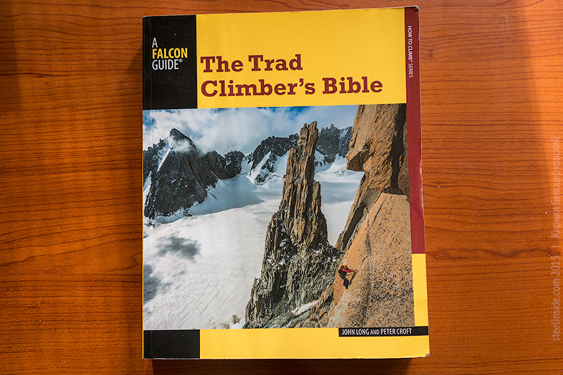 Книга The Trad Climber's Bible