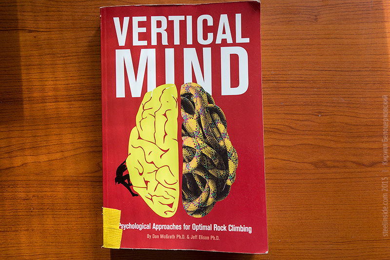 Книга Vertical Mind