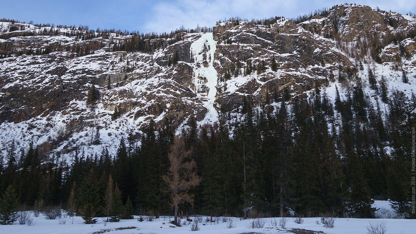 Водопад Храповский