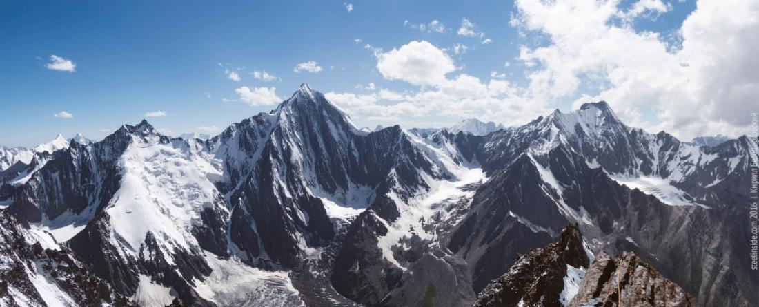 Пирамидальный и Кара-Суу