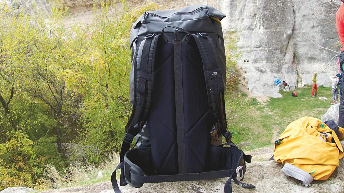 Спина рюкзака TNF Cinder