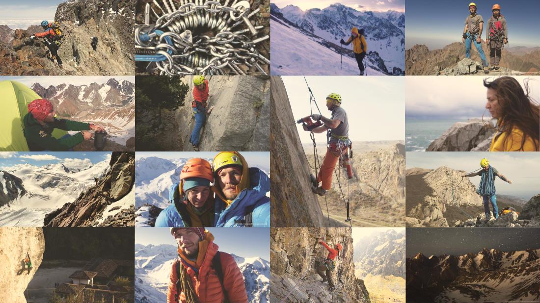 Альпинизм, скалолазание, ледолазание и другое
