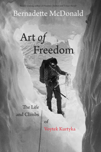 The Art of Freedom, Bernandette McDonald