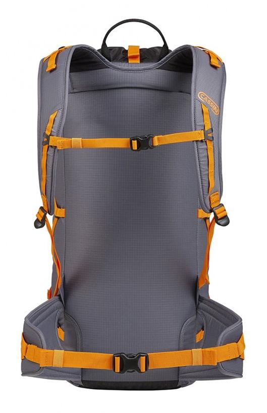 Удобная спина рюкзака Cassin Eghen 35