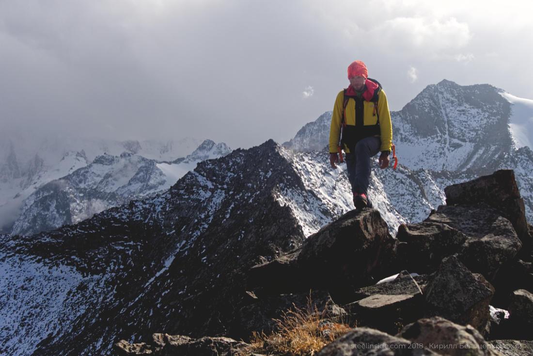 Пешеходный альпинизм